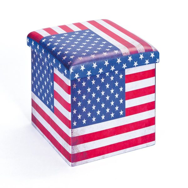"Faltbox ""SETTI"" - Stars & Stripes"
