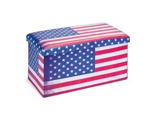 "Faltbox ""SETTO"" - Stars & Stripes"