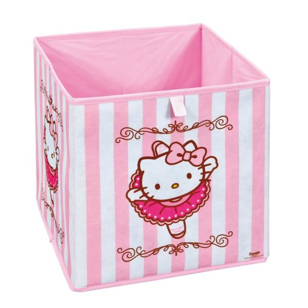 Faltbox Aufbewahrungs-Box HELLO KITTY Ballerina