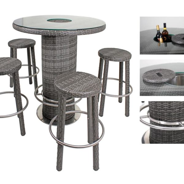 Garden Pleasure Bar-Set Evora